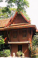 Thaïlande/Bangkok: La maison de Jim Thompson