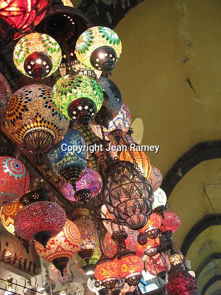 Turkish Lanterns, Grand Bazaar