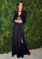 NEW YORK CITY, NY, USA - NOVEMBER 03: Alessandra Ambrosio arrives at the 11th Annual CFDA/Vogue Fashion Fund Awards held at Spring Studios on November 3, 2014 in New York City, New York, United States. (Photo by Celebrity Monitor)