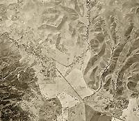 historical aerial photograph Thousand Oaks, California, 1947