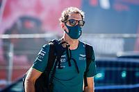 30th April 2021; Algarve International Circuit, in Portimao, Portugal; F1 Grand Prix of Portugal, Free practise:  VETTEL Sebastian (ger), Aston Martin F1 AMR21