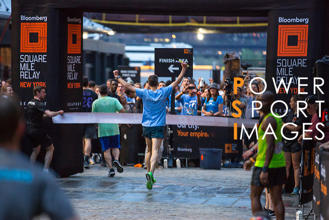 The Extra Mile 2018 - Winner of the New York race on 3 May 2018, in New York, USA. Photo by Fernando Alonso/ Power Sport Images