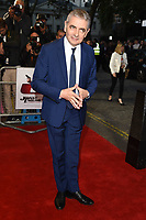 """Rowan Atkinson<br /> arriving for the premiere of """"Johnny English Strikes Again"""" at the Curzon Mayfair, London<br /> <br /> ©Ash Knotek  D3436  03/10/2018"""