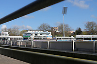 General view of the ground ahead of Essex CCC vs Worcestershire CCC, LV Insurance County Championship Group 1 Cricket at The Cloudfm County Ground on 11th April 2021