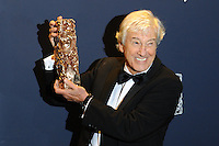 PARIS, FRANCE - FEBRUARY 24: Paul Verhoeven attends the Red Carpet Arrivals during the Cesar Film Awards 2017 at Le Fouquet's on February 24, 2017 in Paris, France.
