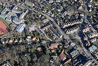 Kuepergang: EUROPA, DEUTSCHLAND, SCHLESWIG- HOLSTEIN, REINBEK, (GERMANY), 09.02.2008: Kuepergang Reinbek, Neu, Bau, Gebiet, Schleswig, Holstein, Nahe, Planung, Zentrum, Mitte, Schule, Luftbild, Air.. c o p y r i g h t : A U F W I N D - L U F T B I L D E R . de.G e r t r u d - B a e u m e r - S t i e g 1 0 2, 2 1 0 3 5 H a m b u r g , G e r m a n y P h o n e + 4 9 (0) 1 7 1 - 6 8 6 6 0 6 9 E m a i l H w e i 1 @ a o l . c o m w w w . a u f w i n d - l u f t b i l d e r . d e.K o n t o : P o s t b a n k H a m b u r g .B l z : 2 0 0 1 0 0 2 0  K o n t o : 5 8 3 6 5 7 2 0 9.C o p y r i g h t n u r f u e r j o u r n a l i s t i s c h Z w e c k e, keine P e r s o e n l i c h ke i t s r e c h t e v o r h a n d e n, V e r o e f f e n t l i c h u n g n u r m i t H o n o r a r n a c h M F M, N a m e n s n e n n u n g u n d B e l e g e x e m p l a r !.