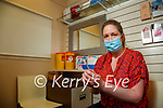Susan Costello, Pharmacist at Costello's Pharmacy at Russell Street, Tralee who will be administering the Covid-19 vaccine from next week.