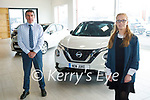 Padraig McCarthy (Manager of Randles Tralee) and Michelle Lyne (Receptionist of Randles Tralee)