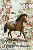 Isabella, REALISTIC ANIMALS, REALISTISCHE TIERE, ANIMALES REALISTICOS, paintings+++++,ITKE066168-L,#a#, EVERYDAY ,collage ,horses