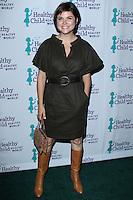 PACIFIC PALISADES, CA - NOVEMBER 06: Tiffani Thiessen at Healthy Child Healthy World's Mom On A Mission Awards & Gala on November 6, 2013 in Pacific Palisades, California. (Photo by David Acosta/Celebrity Monitor)