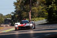#8 Toyota Gazoo Racing Toyota GR010 - Hybrid Hypercar, Sébastien Buemi, Kazuki Nakajima, Brendon Hartley, 24 Hours of Le Mans , Test Day, Circuit des 24 Heures, Le Mans, Pays da Loire, France