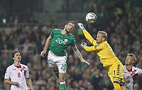 FIFA World Cup 2018 Playoff Second Leg, Republic of Ireland vs Denmark,