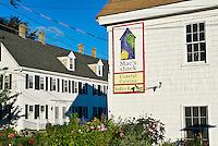 Seafood restaurant, Wellfleet, Cape Cod, Massachusetts, , USA