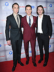 Jim Parsons , Matt Bomer and Taylor Kitsch attends The HBO L.A. Premiere of The Normal Heart held at The WGA in Beverly Hills, California on May 19,2014                                                                               © 2014 Hollywood Press Agency