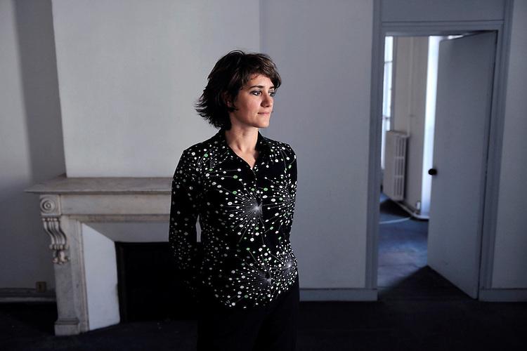 Anne-Valérie Gasc - plasticienne - Marseille