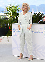 CANNES, FRANCE. July 10, 2021: Eva Husson at the photocall for Mothering Sunday at the 74th Festival de Cannes.<br /> Picture: Paul Smith / Featureflash