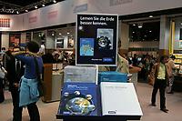 Meyers Weltatlas auf der Buchmesse