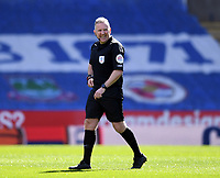 5th April 2021; Madejski Stadium, Reading, Berkshire, England; English Football League Championship Football, Reading versus Derby County; Referee Jonathan Moss