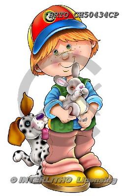 Alfredo, CHILDREN, KINDER, NIÑOS, paintings+++++,BRTOCH50434CP,#k# ,everyday