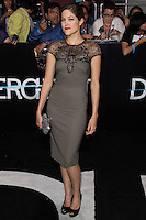 """WESTWOOD, LOS ANGELES, CA, USA - MARCH 18: Charity Wakefield at the World Premiere Of Summit Entertainment's """"Divergent"""" held at the Regency Bruin Theatre on March 18, 2014 in Westwood, Los Angeles, California, United States. (Photo by Xavier Collin/Celebrity Monitor)"""