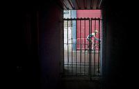 'imprisoned' Tom Meeusen (BEL/Telenet-Fidea) <br /> <br /> Zolder CX UCI World Cup 2014