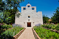 St Francis de Paula Mission, NM