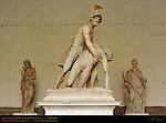Menelaus Supporting the Body of Patroclus Loggia dei Lanzi Florence