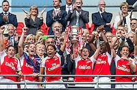 Chelsea Ladies v Arsenal Ladies - FA CUP Final - 14.05.2016