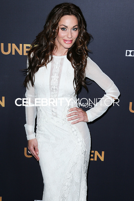 HOLLYWOOD, LOS ANGELES, CA, USA - DECEMBER 15: Melanie Marden arrives at the Los Angeles Premiere Of Universal Pictures' 'Unbroken' held at the Dolby Theatre on December 15, 2014 in Hollywood, Los Angeles, California, United States. (Photo by Xavier Collin/Celebrity Monitor)