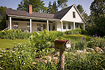 The Frost Place, home of poet Robert Frost, in Franconia, NH