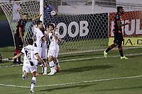 Campinas (SP), 24/11/2020 - Ponte Preta - Oeste - Apodi comemora gol da Ponte Preta. Partida entre Ponte Preta e Oeste pelo Campeonato Brasileiro 2020 da serie B, nesta terça-feira (24), no Estádio Moises Lucarelli, em Campinas (SP).