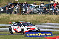 Rounds 3,4 & 5 of the 2020 British Touring Car Championship. #6 Rory Butcher. Toyota Gazoo Racing UK. Toyota Corolla GR Sport.