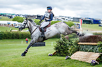 GBR-Heidi Coy rides Russal Z during the Cross Country for the CCI4*-S. 2021 GBR-Barbury International Horse Trials. Wiltshire. Great Britain. Saturday 10 July. Copyright Photo: Libby Law Photography