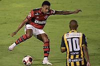 Volta Redonda (RJ), 01/05/2021 - VOLTA REDONDA-FLAMENGO - Vitinho. Partida entre Volta Redonda e Flamengo, válida pela semifinal do Campeonato Carioca, realizada no Estádio Raulino de Oliveira, em Volta Redonda, neste sábado (01).