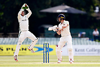 Worcestershire wicket keeper Ben Cox fields during Kent CCC vs Worcestershire CCC, LV Insurance County Championship Division 3 Cricket at The Spitfire Ground on 6th September 2021
