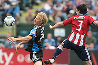 San Jose Earthquakes vs Club Deportivo Chivas USA April 23 2011