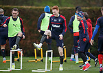 Lee Hodson, David Bates and Barrie McKay