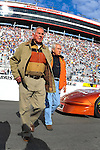 Mar 21, 2009; 5:11:51 PM; Bristol, Tn., USA; NASCAR Legends race for the Scotts Saturday Night Special at the Bristol Motor Speedway.  Mandatory Credit: (thesportswire.net)