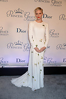 NEW YORK, NY - OCTOBER 24: Princess Charlene of Monaco attends the 2016 Princess Grace Awards Gala at Cipriani 25 Broadway on October 24, 2016 in New York City<br /> <br /> People:  Princess Charlene of Monaco