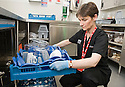::  SERCO Communications Director, Mary Leonard, spends the day working as a Ward Housekeeper at Forth Valley Royal Hospital ::