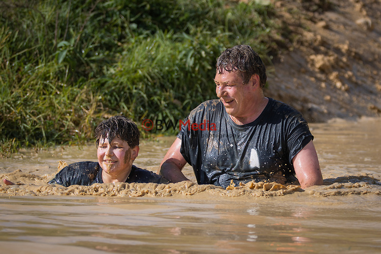 Mud Monster Mud Rush obstacle course Saturday 7 September 2019