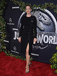 Judy Greer attends The Universal Pictures World Premiere of Jurassic World held at The Dolby Theatre  in Hollywood, California on June 09,2015                                                                               © 2015 Hollywood Press Agency