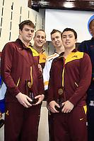 2009 Men's NCAA Swimming & Diving Championships Thursday Finals Minnesota