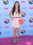 Madeline Carroll at FOX's 2012 Teen Choice Awards held at The Gibson Ampitheatre in Universal City, California on July 22,2012                                                                               © 2012 Hollywood Press Agency