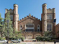 Macky Auditorium, University of Colorado, Boulder, Colorado, USA.