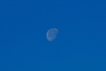 www.travel-lightart.com, ©Paul J. Trummer, Moon over the coast of Novo Sancti Petri, Chiclana, Costa de la Luz, Cadiz, Andalucia, Spain, Chiclana de la Frontera, celestial bodies, celestial body, celestial bodys, moon, Gestirn, Gestirne, Himmelskoerper, Himmelskörper, Mond, Monde