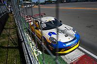 #56 Topp Racing, Porsche 991 / 2018, GT3P: David Baker (M)