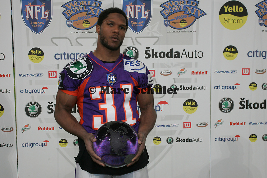 Bill Alford (Cornerback Frankfurt Galaxy)