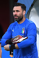 Salvatore Sirigu<br /> Uefa European friendly football match between Italy and Czech Republic at stadio Renato Dall'Ara in Bologna (Italy), June, 4th, 2021. Photo Image Sport / Insidefoto