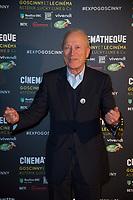 JEROME SEYDOUX - Vernissage de l' exposition Goscinny - La Cinematheque francaise 02 octobre 2017 - Paris - France